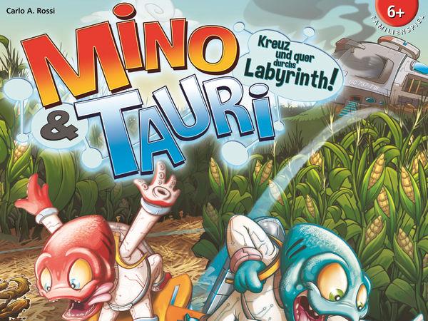 Bild zu Frühjahrs-Neuheiten-Spiel Mino & Tauri
