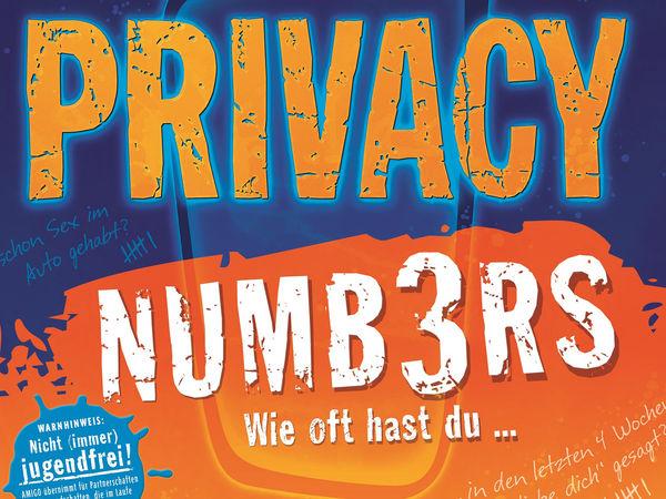 Bild zu Frühjahrs-Neuheiten-Spiel Privacy Numbers