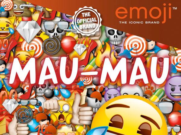 Bild zu Frühjahrs-Neuheiten-Spiel emoji Mau-Mau