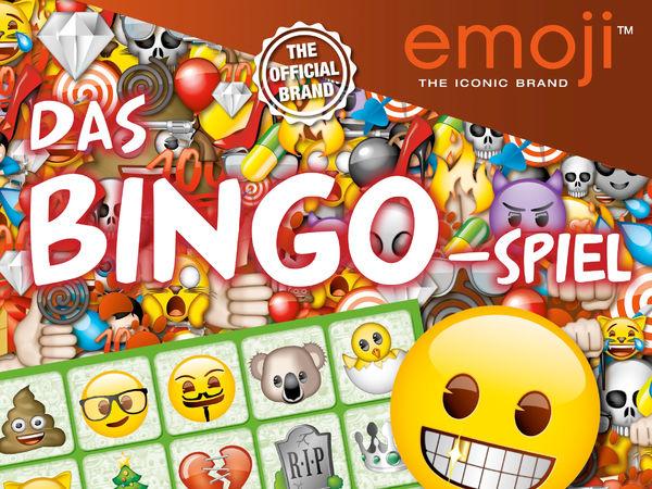 Bild zu Frühjahrs-Neuheiten-Spiel emoji Das Bingo-Spiel