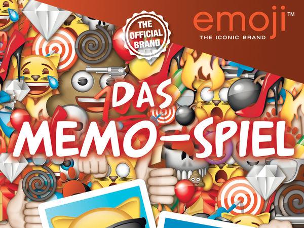 Bild zu Frühjahrs-Neuheiten-Spiel emoji Das Memo-Spiel
