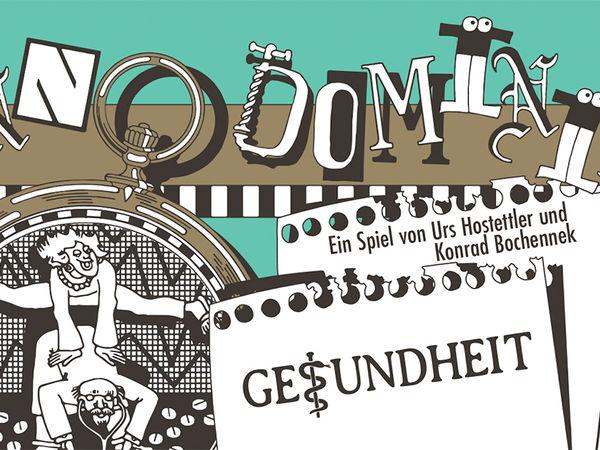 Bild zu Frühjahrs-Neuheiten-Spiel Anno Domini - Gesundheit