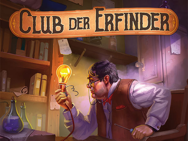 Bild zu Frühjahrs-Neuheiten-Spiel Club der Erfinder