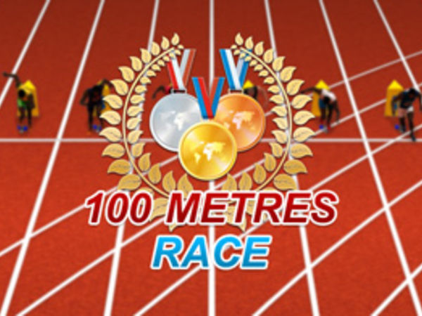 Bild zu Top-Spiel 100 Meter Sprint