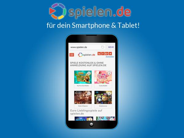 Bild zu Top-Spiel Spielen.de Mobil