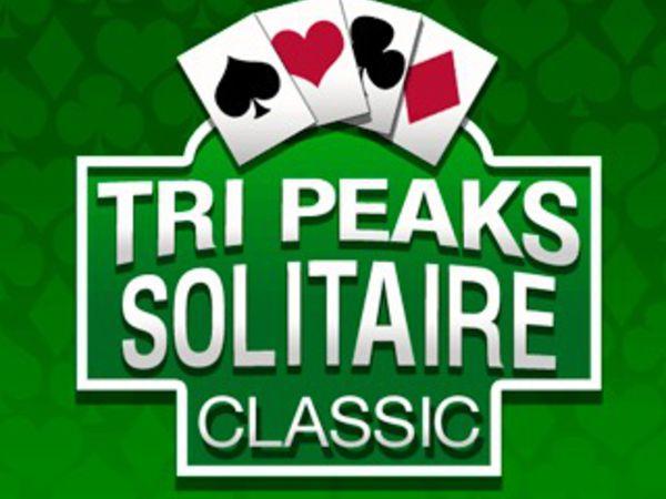 Bild zu Neu-Spiel Tri Peaks Solitaire Classic