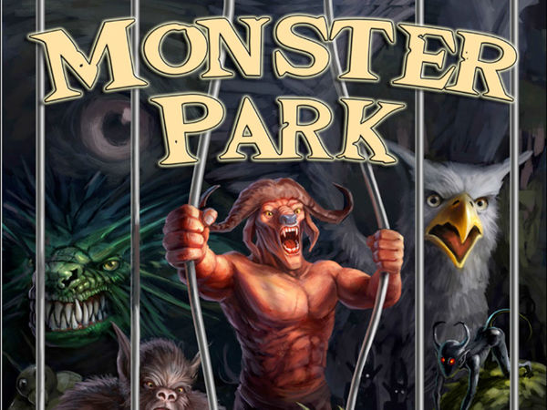 Bild zu Alle Brettspiele-Spiel Monster Park