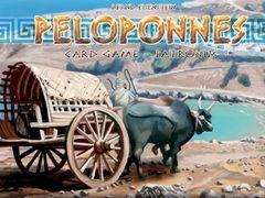 Peloponnes Kartenspiel: Patronus
