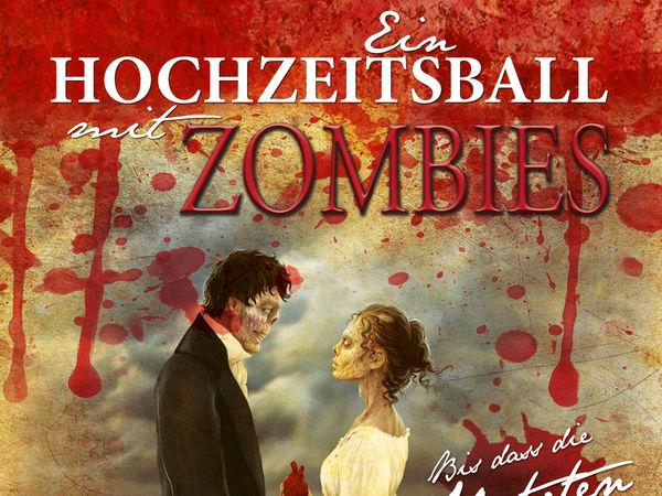 Bild zu Frühjahrs-Neuheiten-Spiel Ein Hochzeitsball mit Zombies