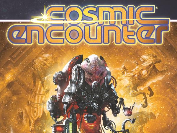 Bild zu Frühjahrs-Neuheiten-Spiel Cosmic Encounter: Kosmische Allianz
