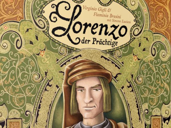 Bild zu Frühjahrs-Neuheiten-Spiel Lorenzo der Prächtige