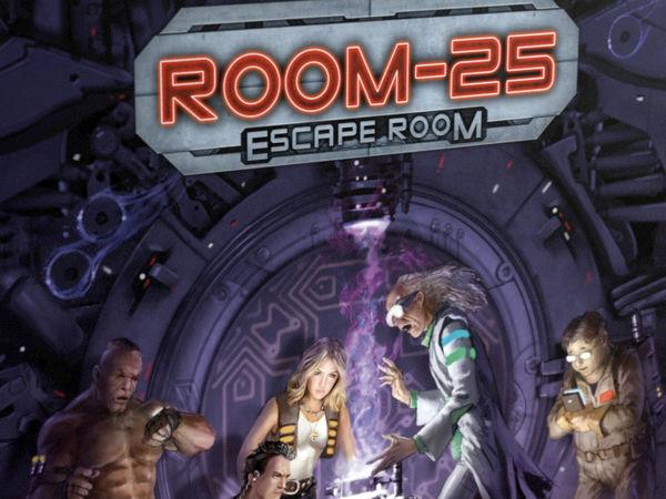 Bild zu Frühjahrs-Neuheiten-Spiel Room 25: Escape Room
