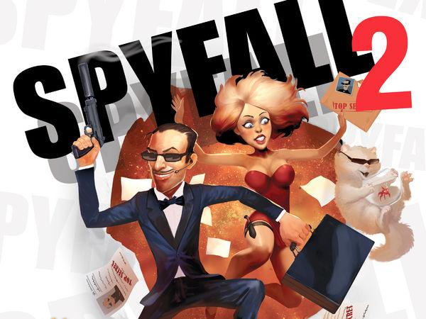 Bild zu Frühjahrs-Neuheiten-Spiel Spyfall 2