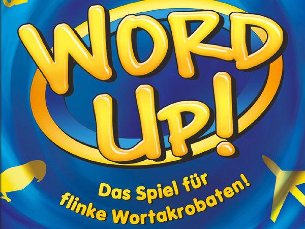 Bild zu Frühjahrs-Neuheiten-Spiel Word up!
