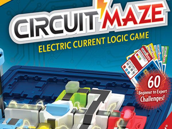 Bild zu Frühjahrs-Neuheiten-Spiel Circuit Maze