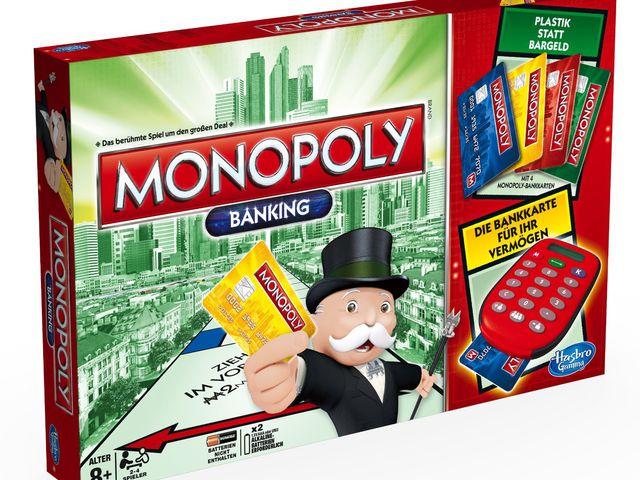 Monopoly Banking Bild 1