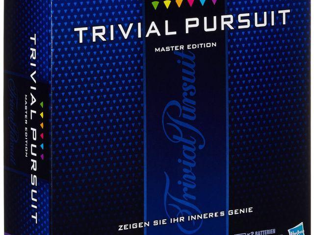 Trivial Pursuit: Master Edition Bild 1