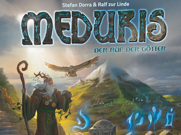 Bild zu Alle Brettspiele-Spiel Meduris: Der Ruf der Götter