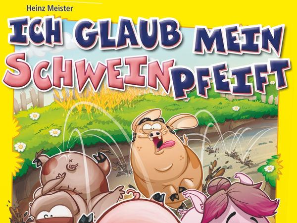 Bild zu Frühjahrs-Neuheiten-Spiel Ich glaub, mein Schwein pfeift