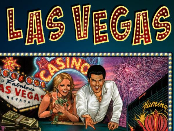 Bild zu Frühjahrs-Neuheiten-Spiel Las Vegas: Das Kartenspiel