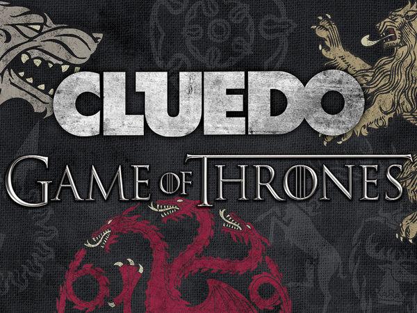 Bild zu Frühjahrs-Neuheiten-Spiel Cluedo Game of Thrones