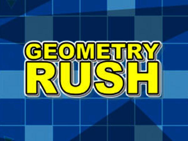 Bild zu Neu-Spiel Geometry Rush