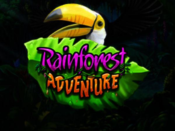 Bild zu Neu-Spiel Rainforest Adventure