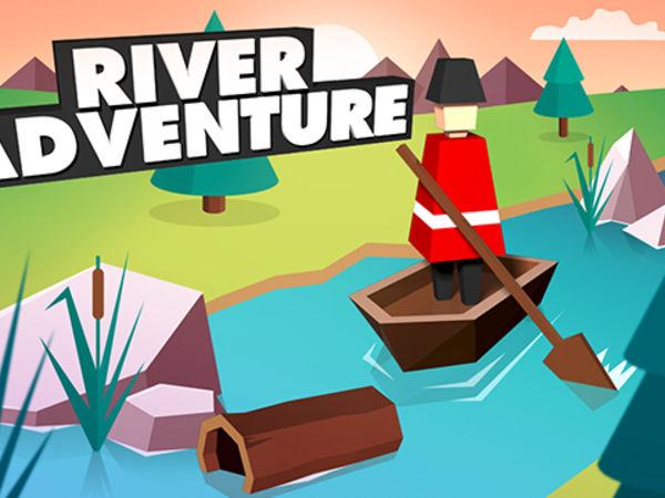 Bild zu HTML5-Spiel River Adventure
