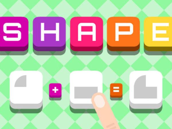 Bild zu Denken-Spiel Shape