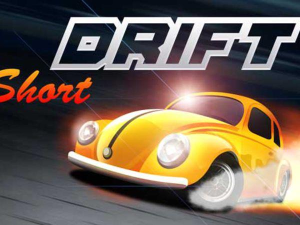 Bild zu Rennen-Spiel Short Drift