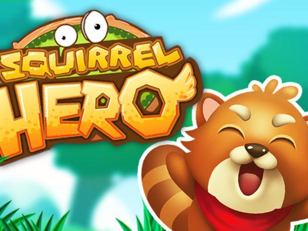 Bild zu HTML5-Spiel Squirrel Hero