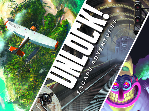 Bild zu Frühjahrs-Neuheiten-Spiel Unlock!