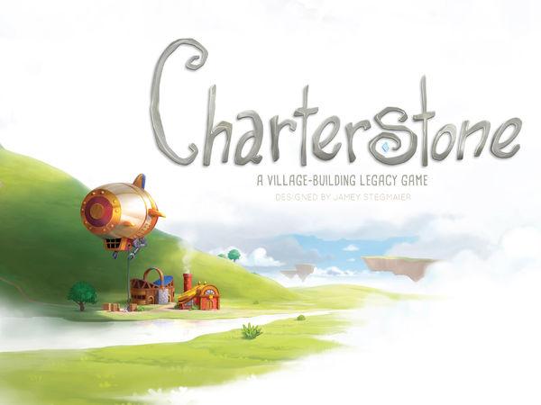 Bild zu Frühjahrs-Neuheiten-Spiel Charterstone