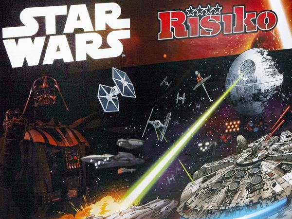 Bild zu Frühjahrs-Neuheiten-Spiel Risiko: Star Wars