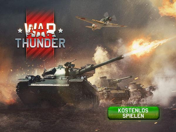 Bild zu Strategie-Spiel War Thunder