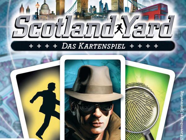 Bild zu Frühjahrs-Neuheiten-Spiel Scotland Yard: Das Kartenspiel