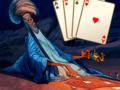 Denken-Spiel Algerian Solitaire spielen