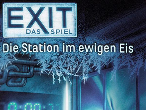 Bild zu Frühjahrs-Neuheiten-Spiel Exit - Das Spiel: Die Station im ewigen Eis