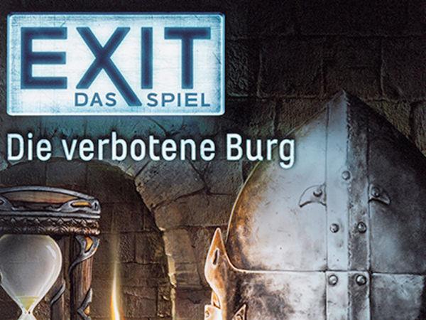 Bild zu Frühjahrs-Neuheiten-Spiel Exit - Das Spiel: Die verbotene Burg