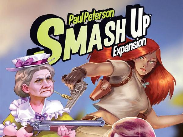 Bild zu Frühjahrs-Neuheiten-Spiel Smash Up: What Were We Thinking