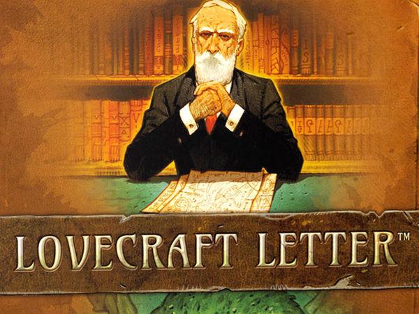 Bild zu Frühjahrs-Neuheiten-Spiel Lovecraft Letter