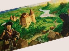 Die Burgen von Burgund: Handelsrouten