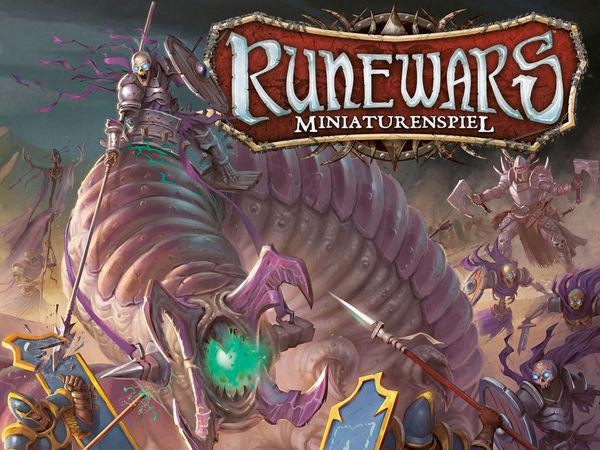 Bild zu Frühjahrs-Neuheiten-Spiel Runewars: Miniaturenspiel