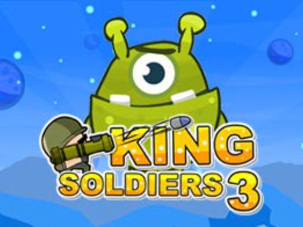 Bild zu Neu-Spiel King Soldiers 3