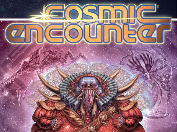 Bild zu Frühjahrs-Neuheiten-Spiel Cosmic Encounter: Kosmische Äonen