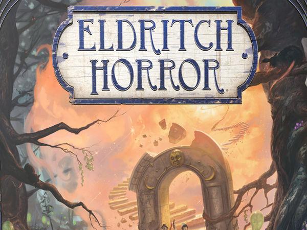 Bild zu Frühjahrs-Neuheiten-Spiel Eldritch Horror: Traumlande - Erweiterung