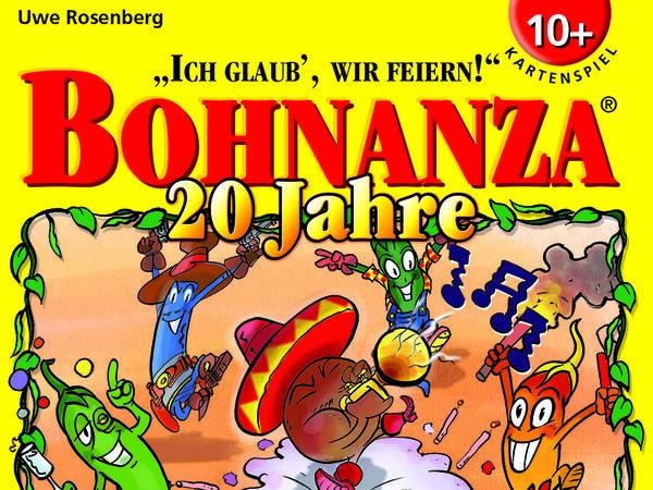 Bild zu Frühjahrs-Neuheiten-Spiel Bohnanza: 20 Jahre
