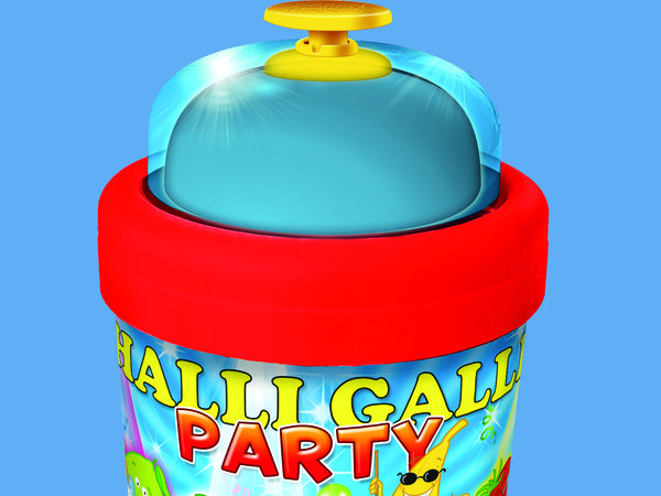 Bild zu Frühjahrs-Neuheiten-Spiel Halli Galli Party