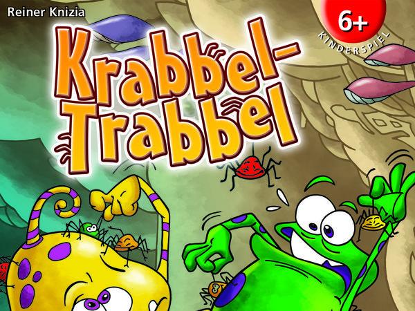 Bild zu Frühjahrs-Neuheiten-Spiel Krabbel-Trabbel
