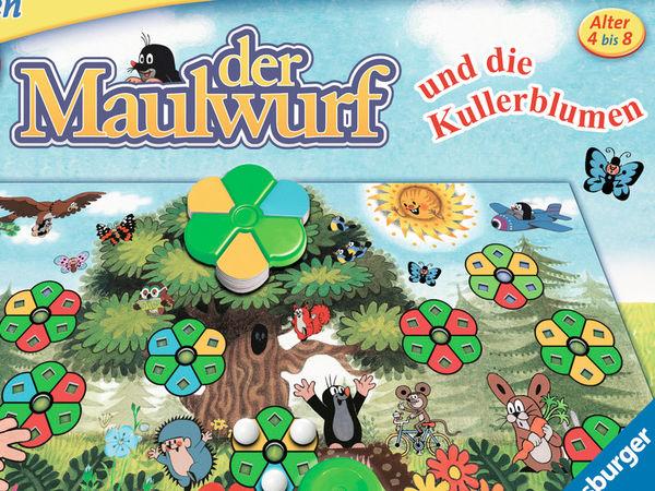 Bild zu Frühjahrs-Neuheiten-Spiel Der Maulwurf und die Kullerblumen